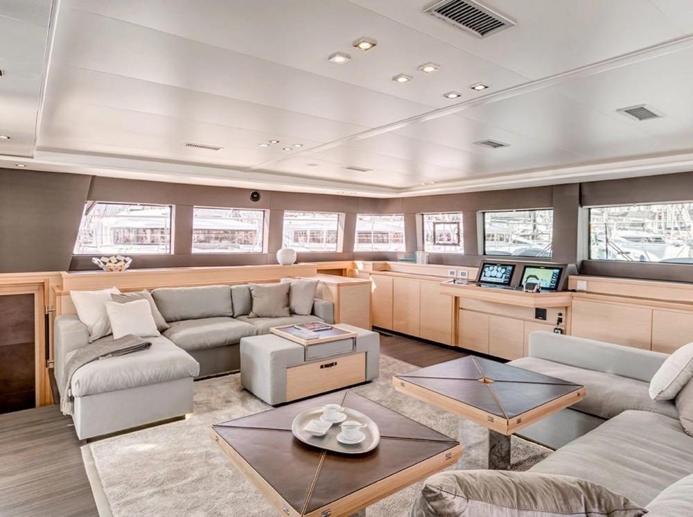 Rental yacht Athens - Lagoon Catamaran Lagoon on SamBoat