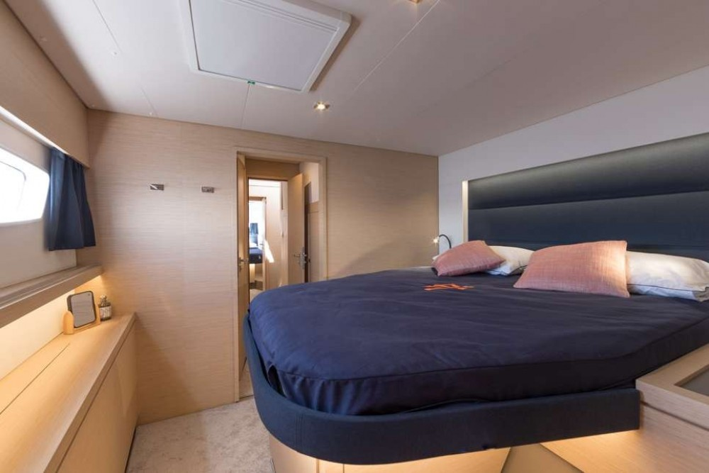 Fountaine Pajot Saona 47 between personal and professional Athens