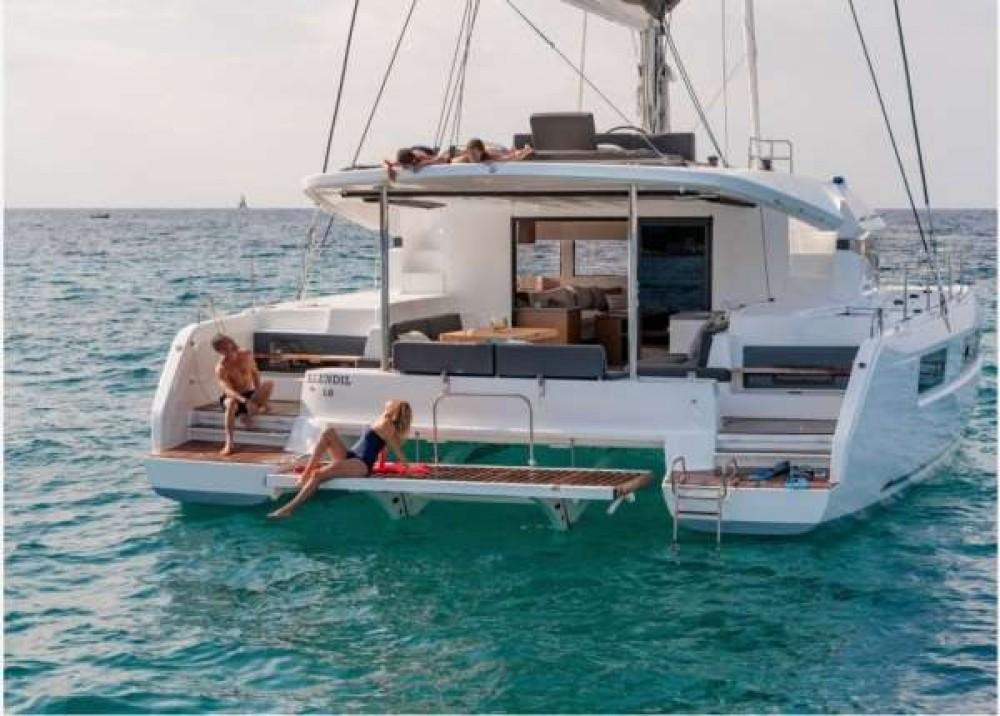 Rental Catamaran in Athens - Lagoon Lagoon 50