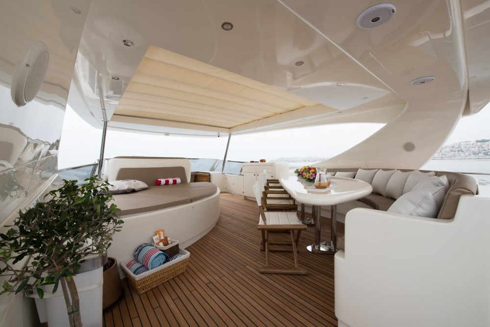 Yacht for rent Athènes at the best price
