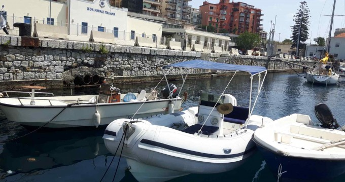 Rental yacht Furnari - Italboat Predator 590 on SamBoat