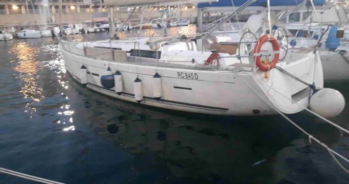 Boat rental Dufour Dufour 445 Grand Large in Marina di Portorosa on Samboat