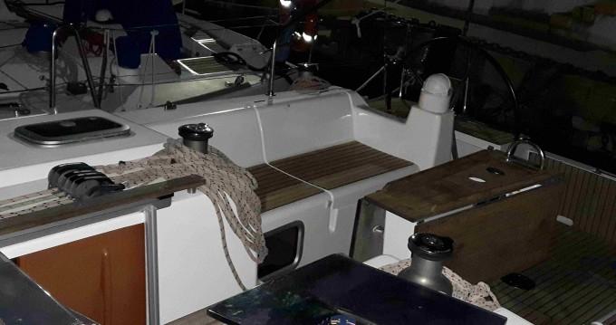 Rent a Dufour Dufour 445 Grand Large Marina di Portorosa
