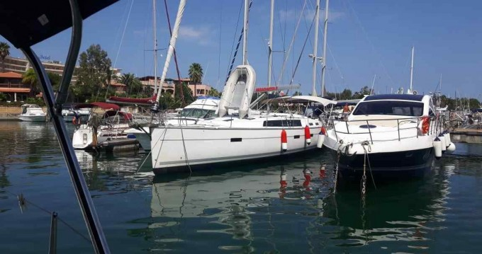 Bavaria Cruiser 51 between personal and professional Marina di Portorosa