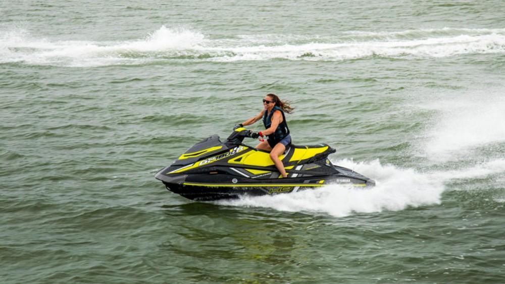 Boat rental Yamaha GP 1800R HO - 2020 in  on Samboat