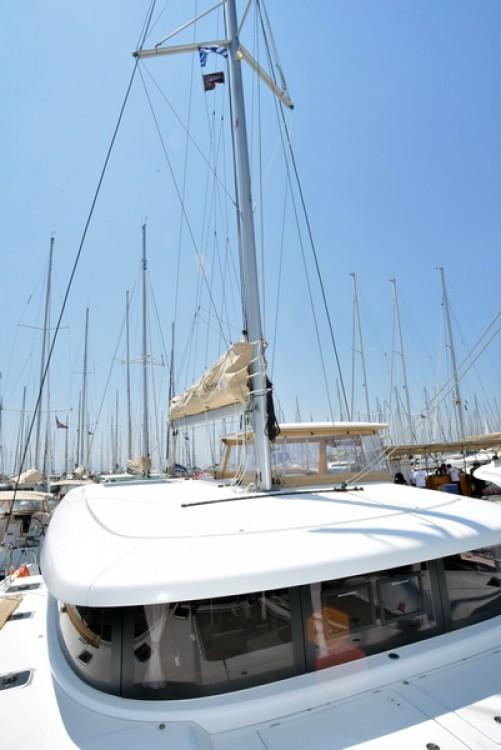 Boat rental Lagoon Lagoon 42 in Greece on Samboat