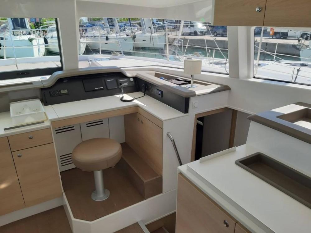 Bali Catamarans Bali 4.1 between personal and professional