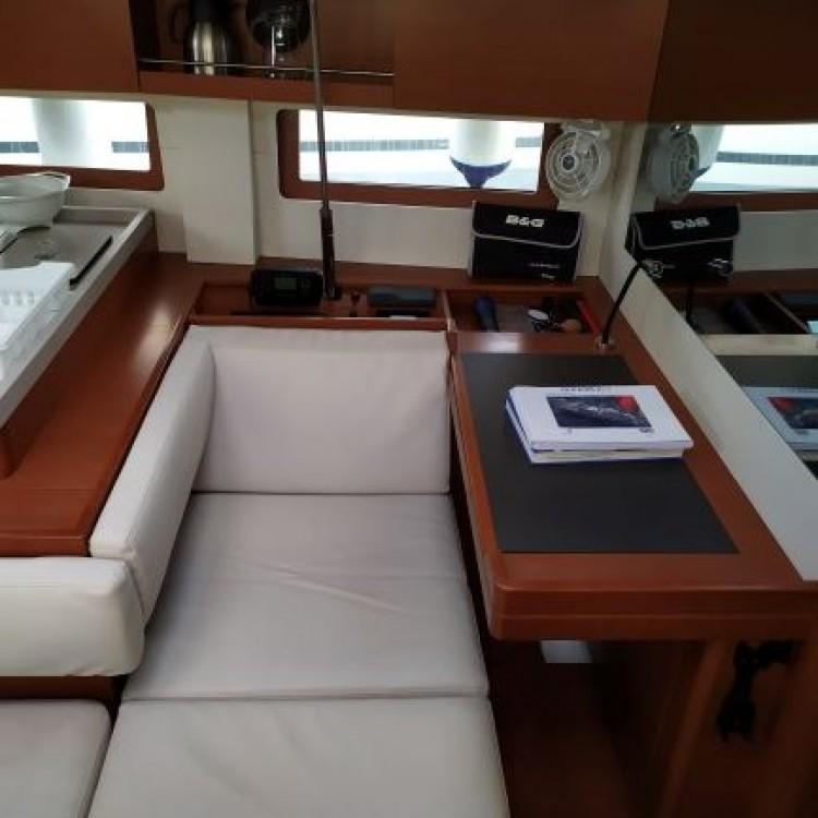 Boat rental Preveza cheap Oceanis 51.1