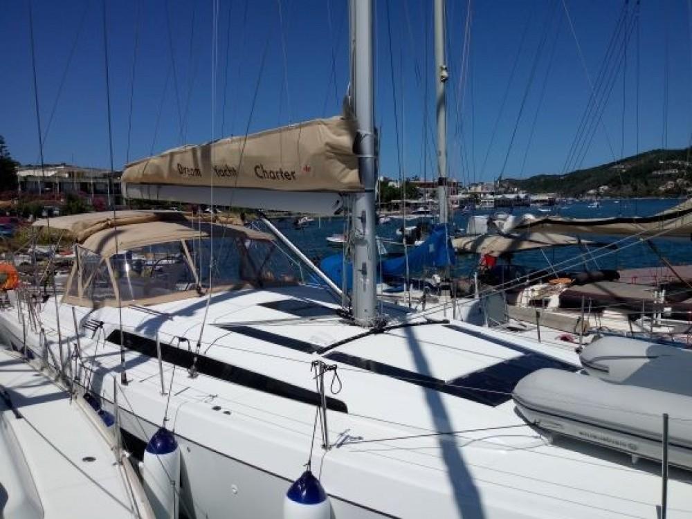 Boat rental Skiathos cheap Oceanis 51.1