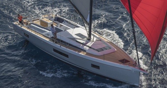 Rental yacht Lávrio - Bénéteau Oceanis 51.1 on SamBoat