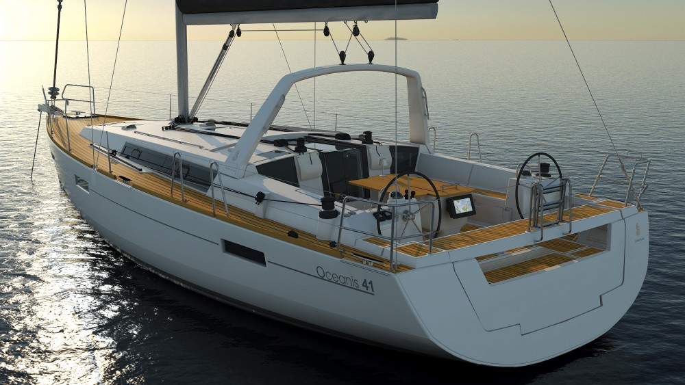 Boat rental Bénéteau Oceanis 41.1 in Peloponnese, Western Greece and the Ionian on Samboat