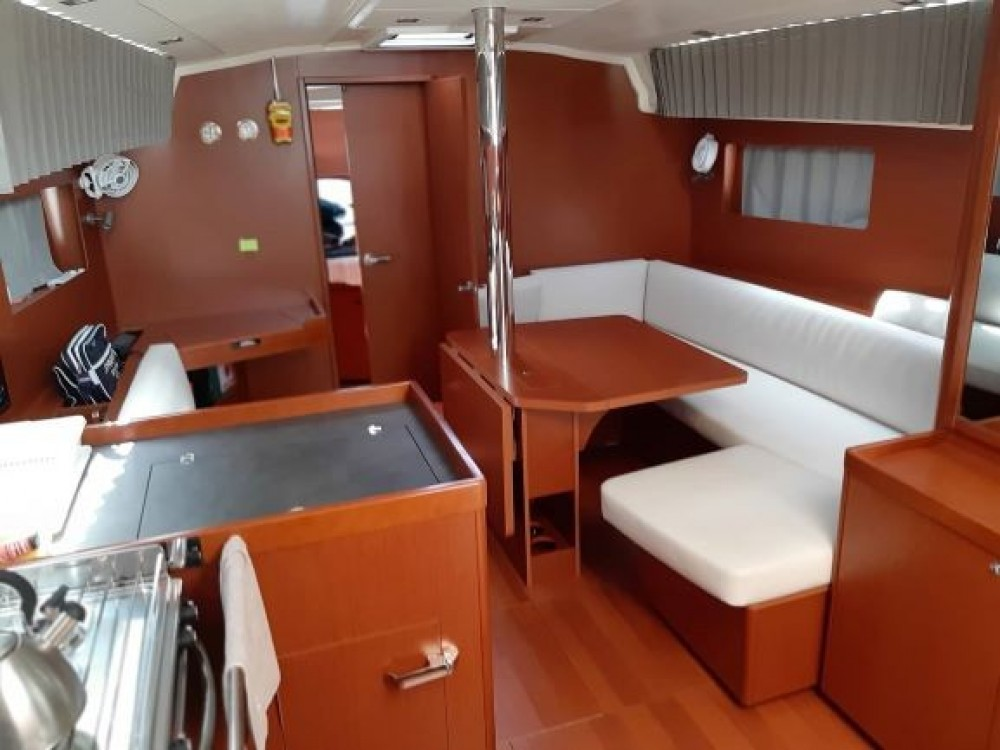 Boat rental Peloponnese, Western Greece and the Ionian cheap Oceanis 41.1