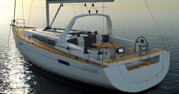 Rental yacht Corfu - Bénéteau Oceanis 41.1 on SamBoat