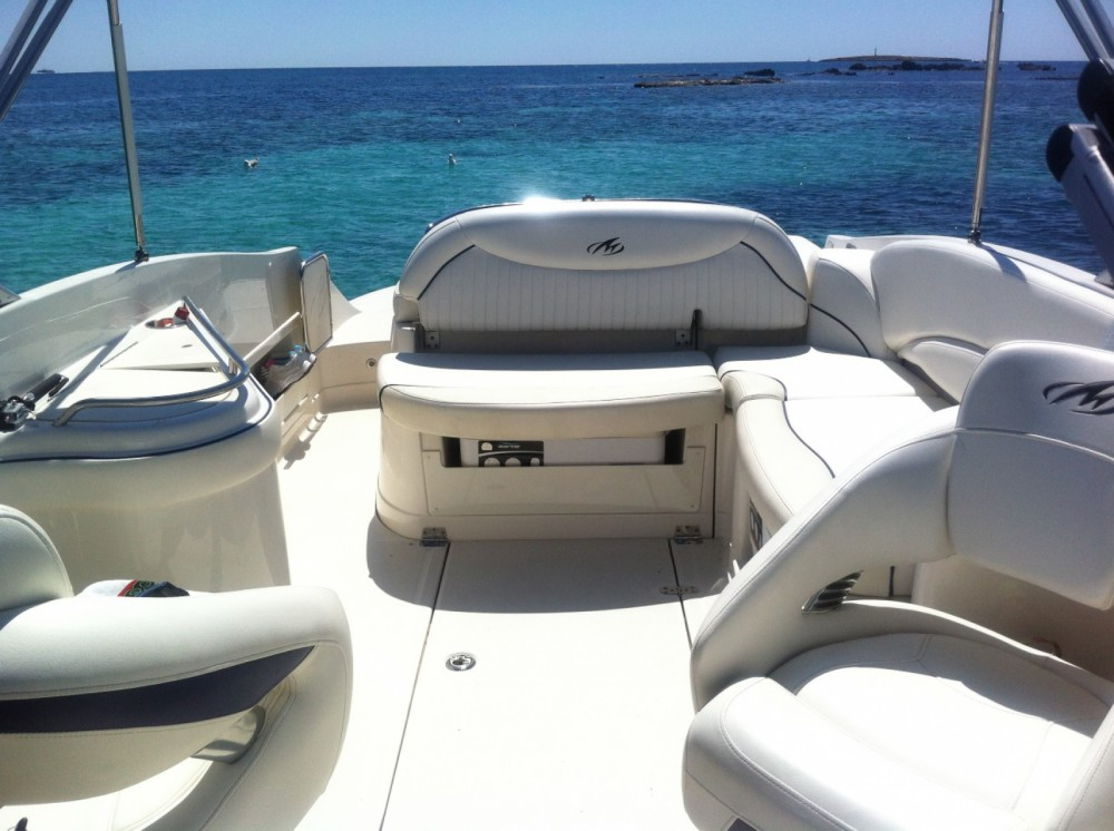 Hire Motor boat with or without skipper Monterey Ibiza