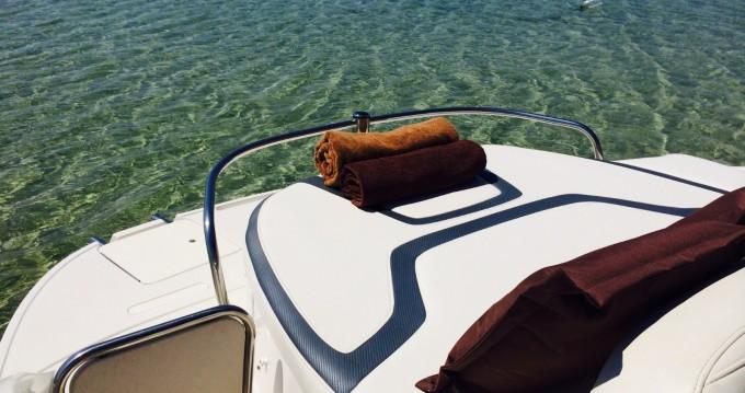 Rental Motorboat in Ibiza Island - Monterey 278ss