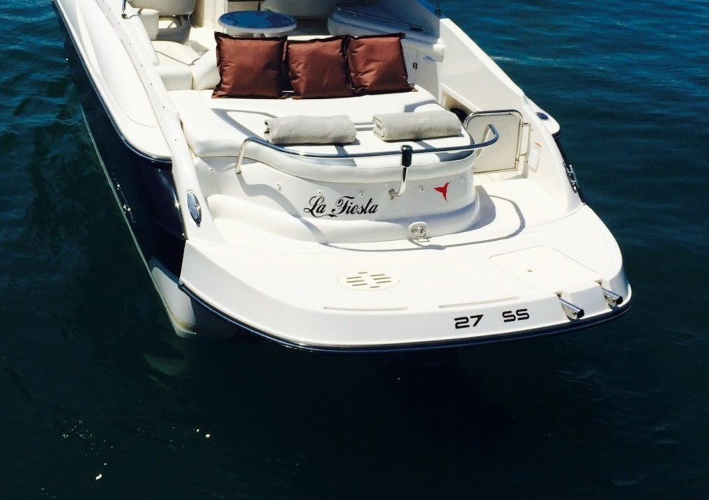 Motor boat for rent Ibiza at the best price