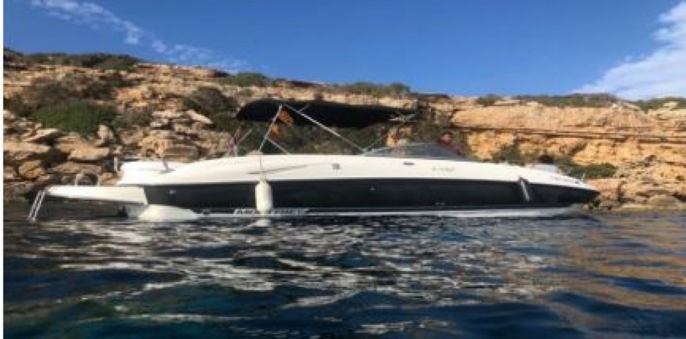 Rental Yacht in Palma - Monterey 263 Explorer