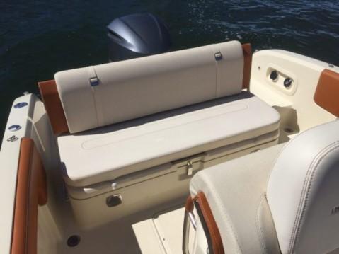 Rental Motorboat in Mahón - Invictus  Invictus 270 FX