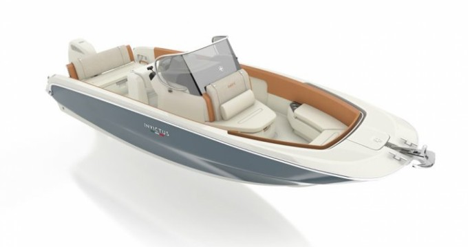 Boat rental Mahón cheap Invictus 270 FX