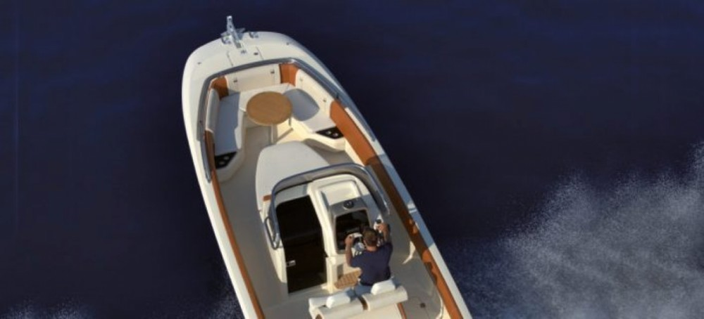 Boat rental Maó cheap Invictus 270 FX