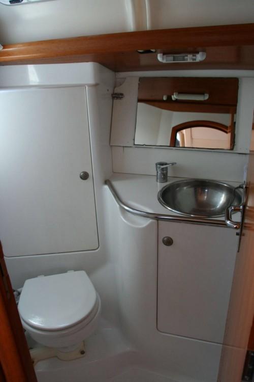 Boat rental Jeanneau Sun Odyssey 37 in Sant Jordi de ses Salines on Samboat