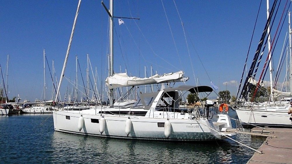 Boat rental Bénéteau Oceanis 48 in Ajaccio on Samboat