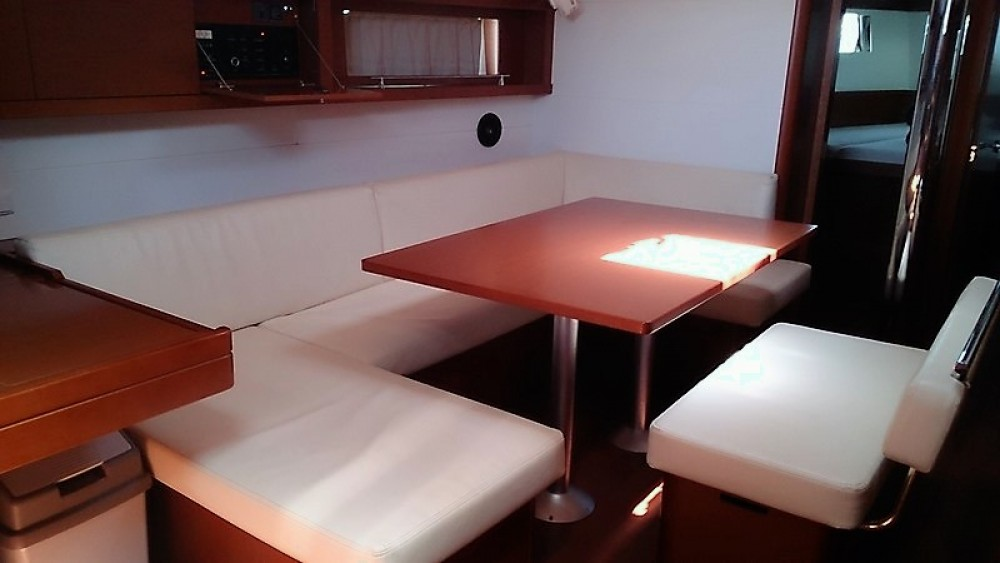 Rental yacht Ajaccio - Bénéteau Oceanis 48 on SamBoat