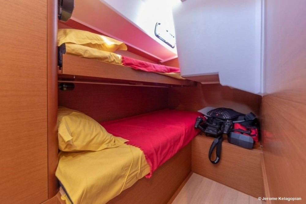 Jeanneau Sun Loft 47 between personal and professional Athens