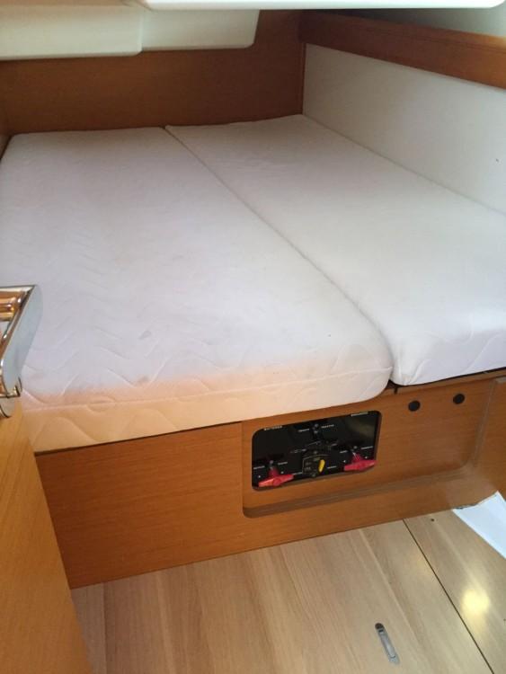 Rental yacht Athens - Jeanneau Sun Odyssey 509 on SamBoat