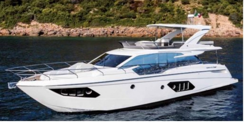 Boat rental Absolute Absolute 52 Fly in Palma on Samboat