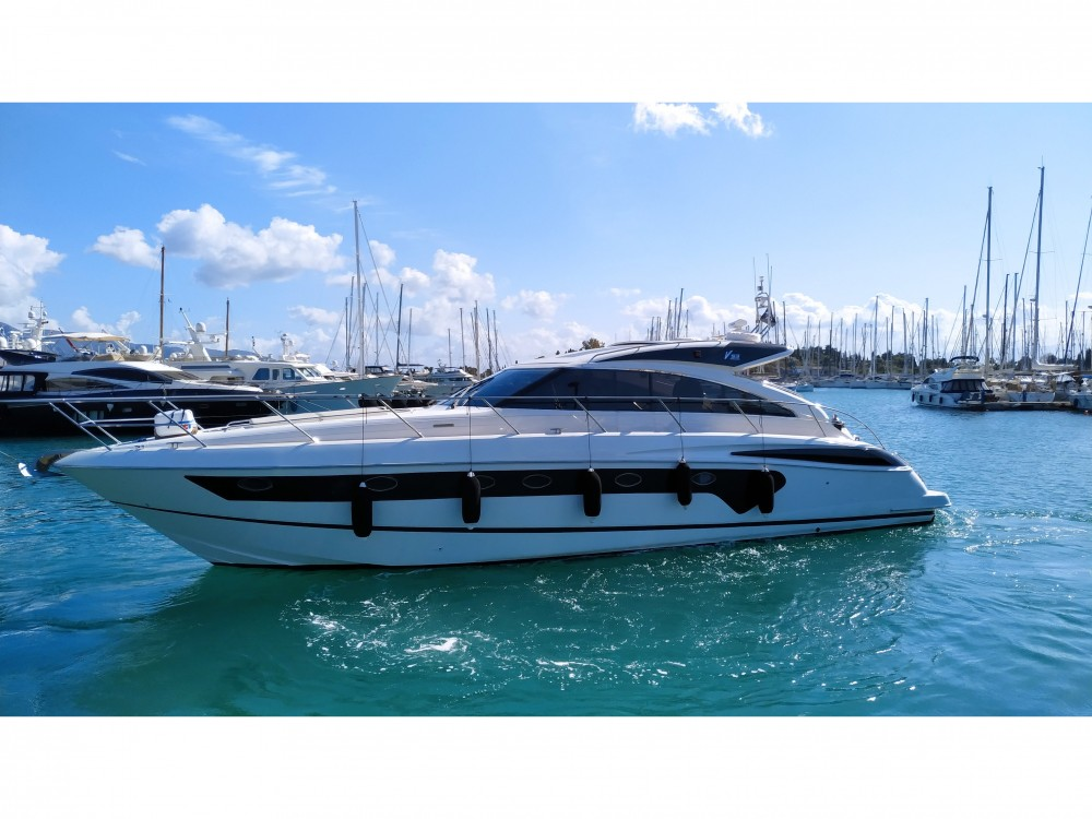 Rental Motor boat in Marina Gouvia - Princess Princess V53