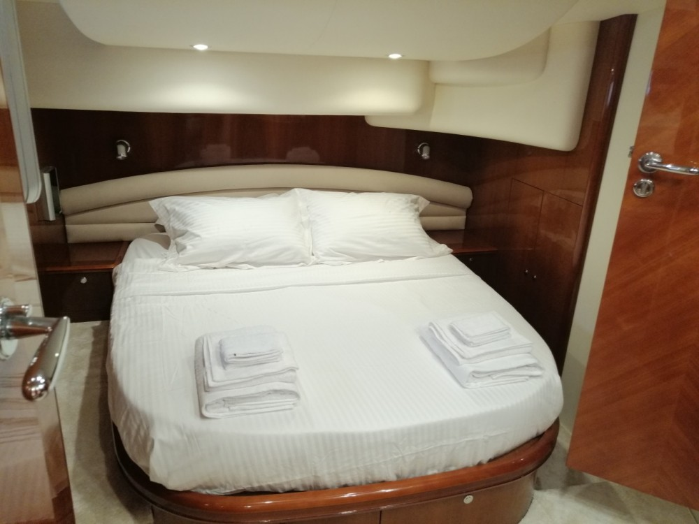 Yacht for rent Kontokali at the best price
