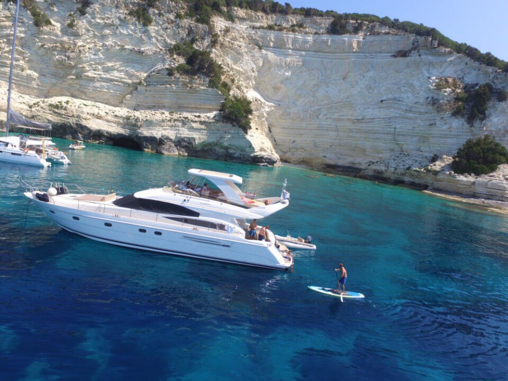 Hire Yacht with or without skipper Princess Marina Gouvia