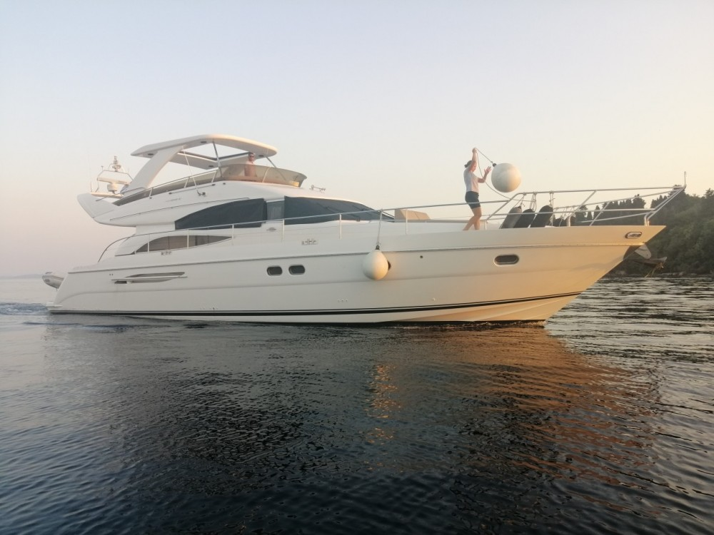 Yacht for rent Marina Gouvia at the best price