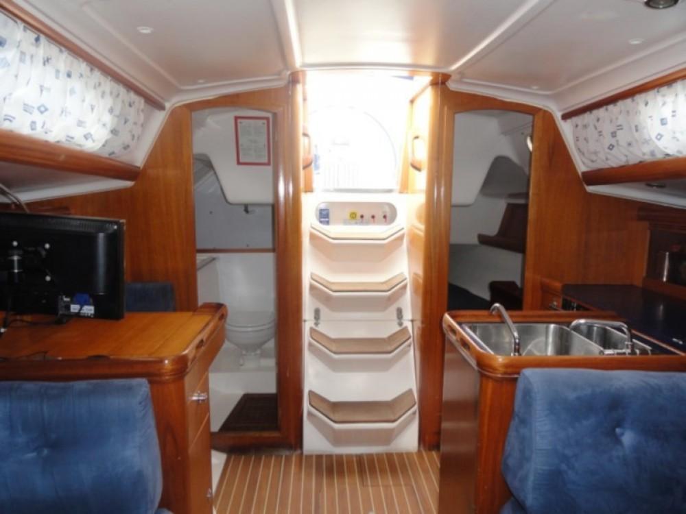 Boat rental Rabac cheap Elan 333