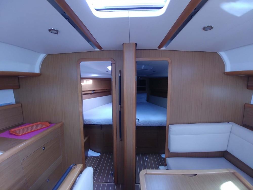 Rental Sailboat in Kavala - Jeanneau Sun Odyssey 44 i