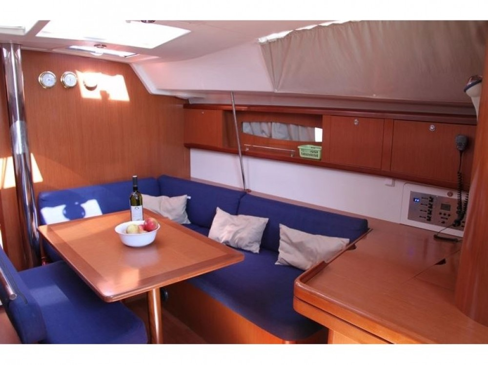 Boat rental Kavala cheap Oceanis 46