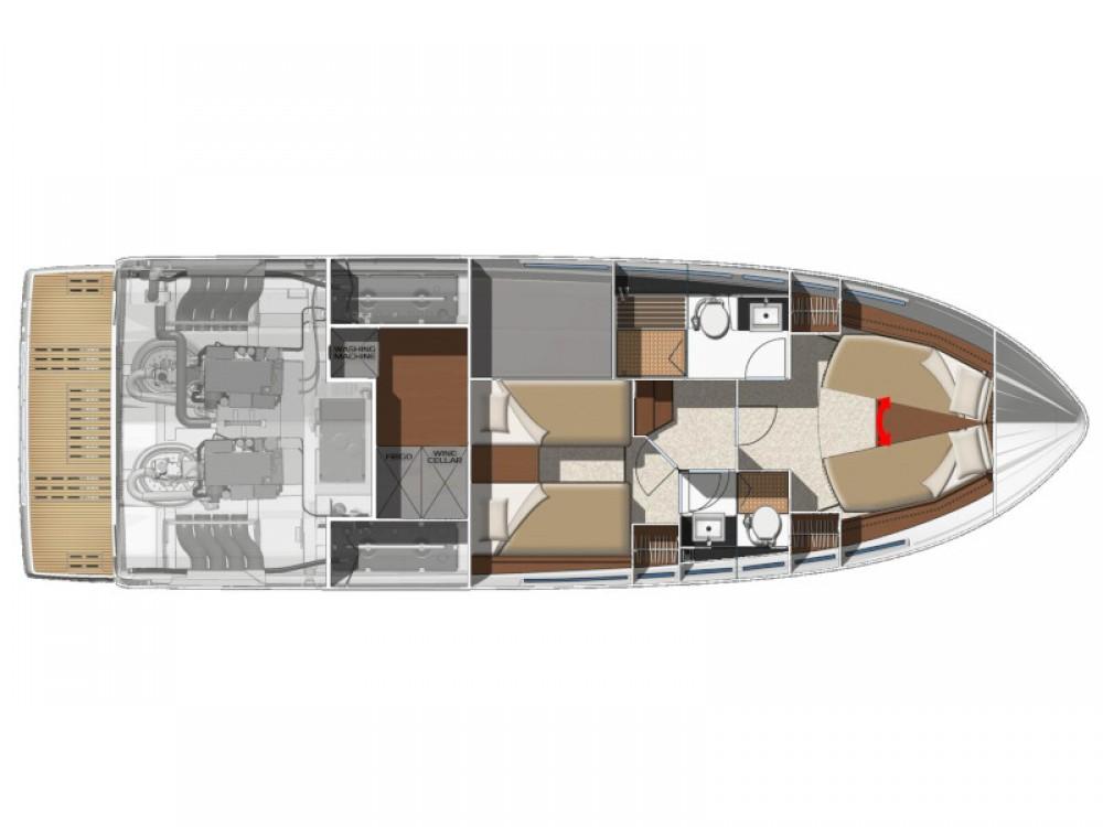 Rental Motorboat in  - Jeanneau Jeanneau NC 14