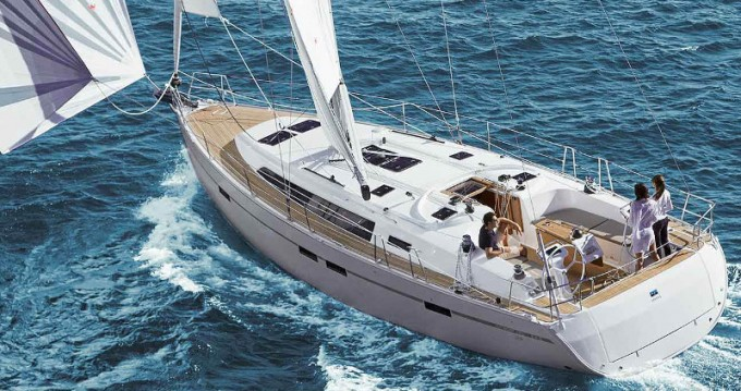 Bavaria Cruiser 46 Style between personal and professional Fethiye