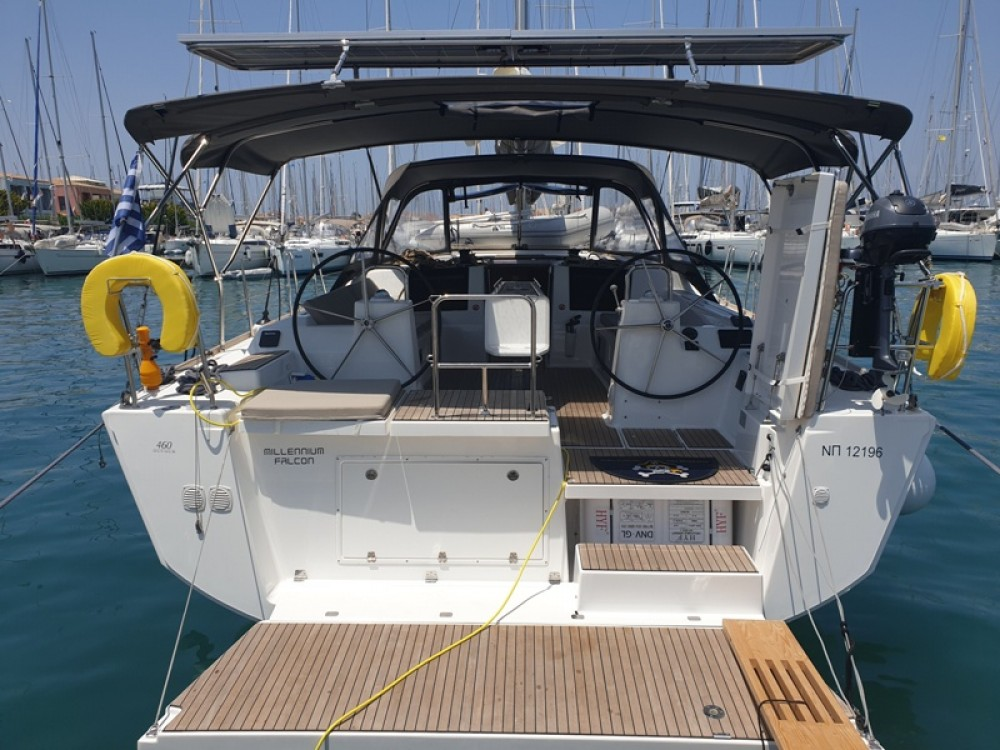 Hire Sailboat with or without skipper Dufour Lefkada