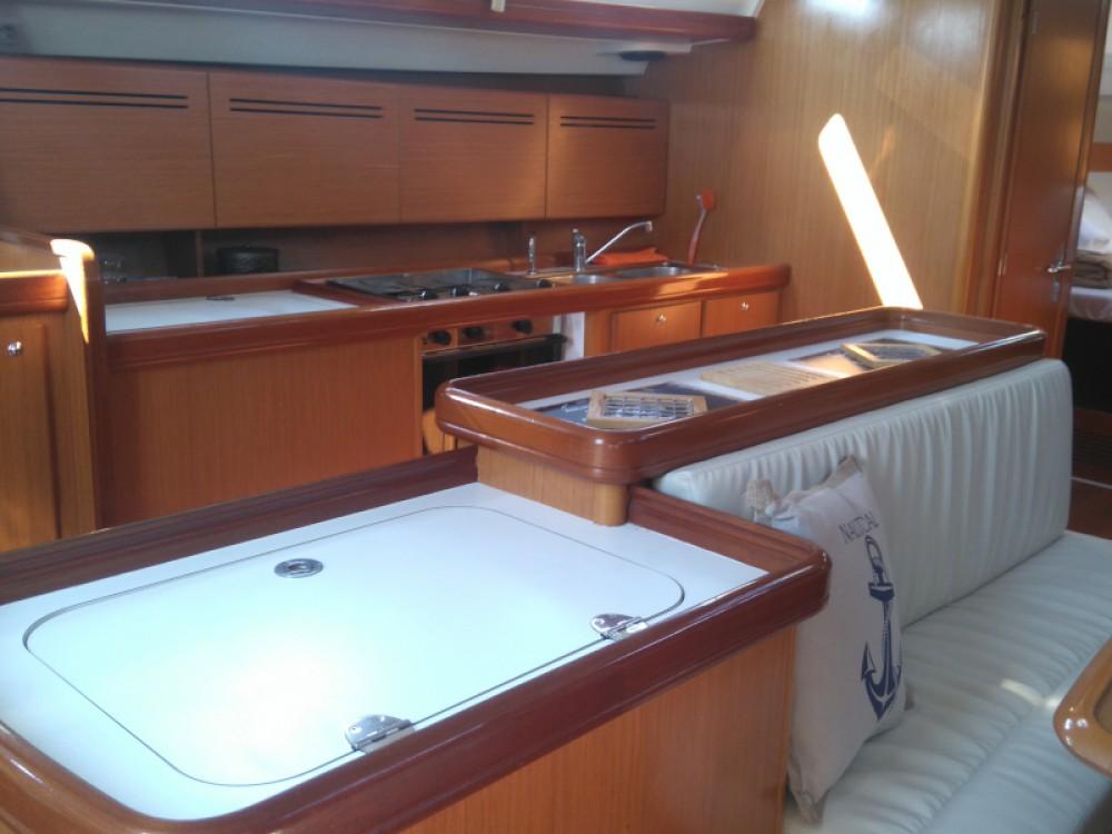 Rental yacht Álimos - Bénéteau Cyclades 50.4 on SamBoat
