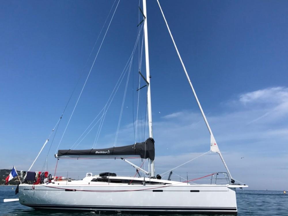 Hire Sailboat with or without skipper Dehler Port de Bormes