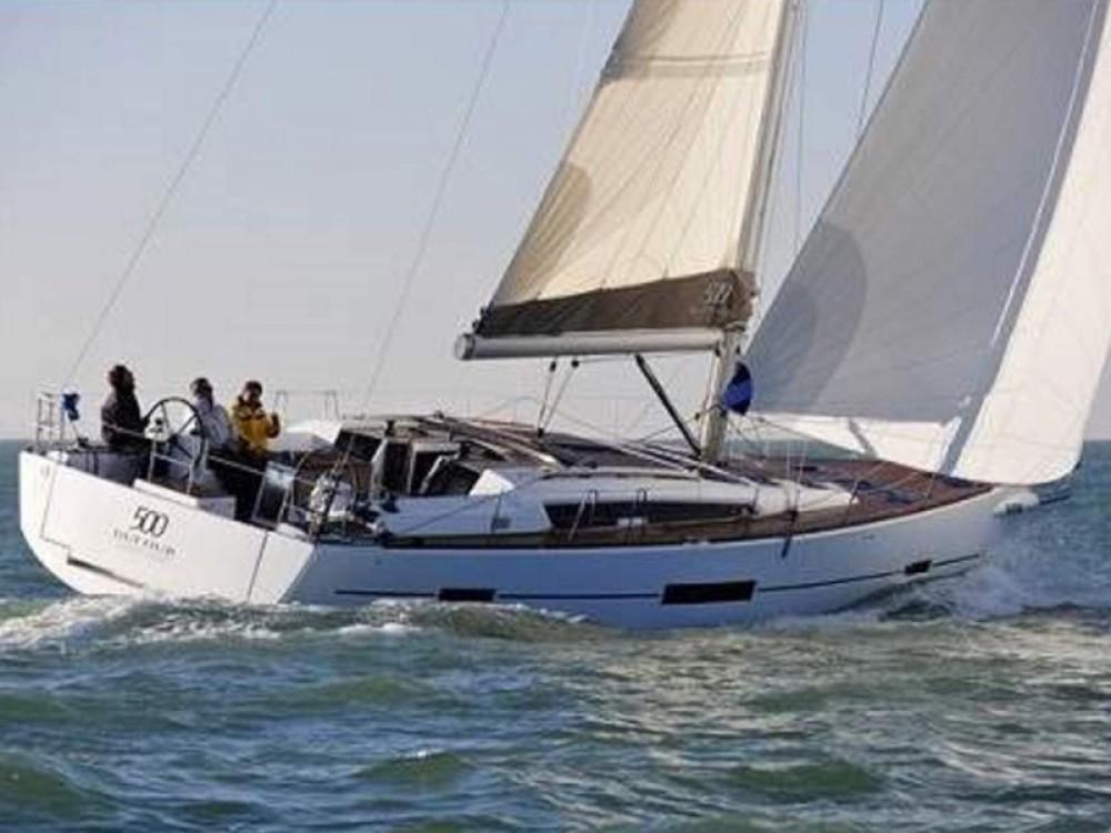 Boat rental Port de Bormes cheap Dufour 500 Grand Large