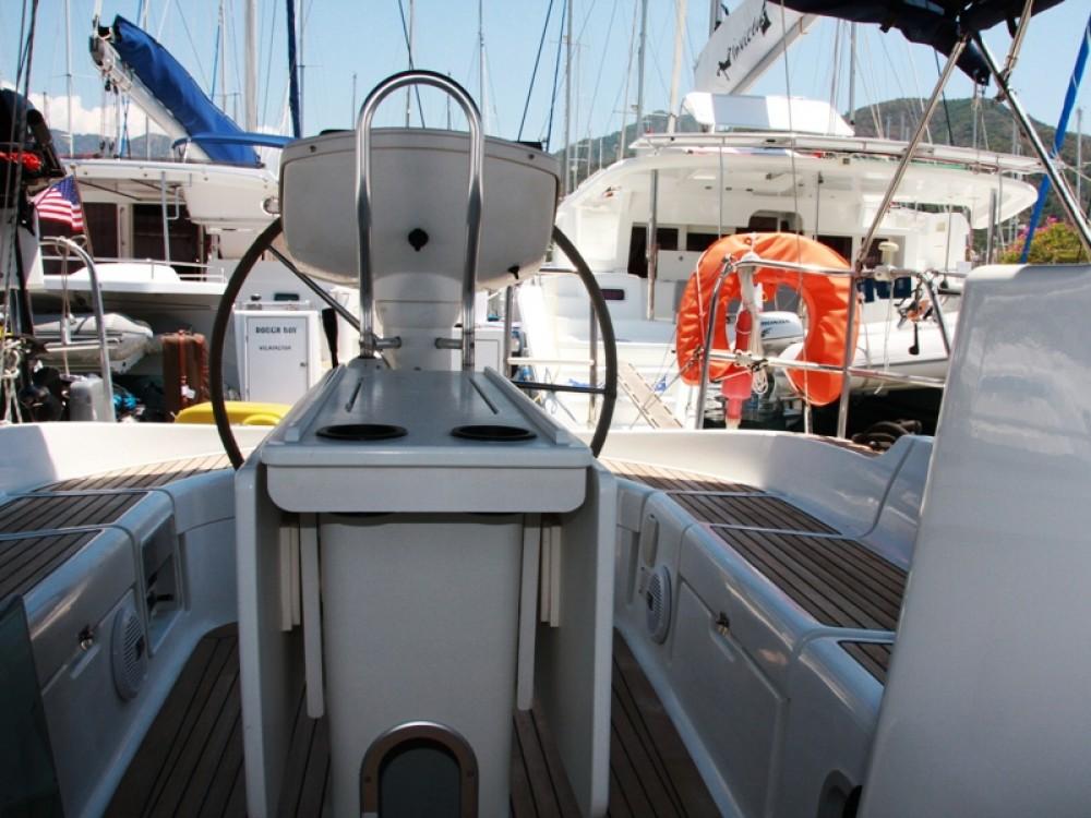 Rental yacht Marmaris - Jeanneau Sun Odyssey 37 on SamBoat