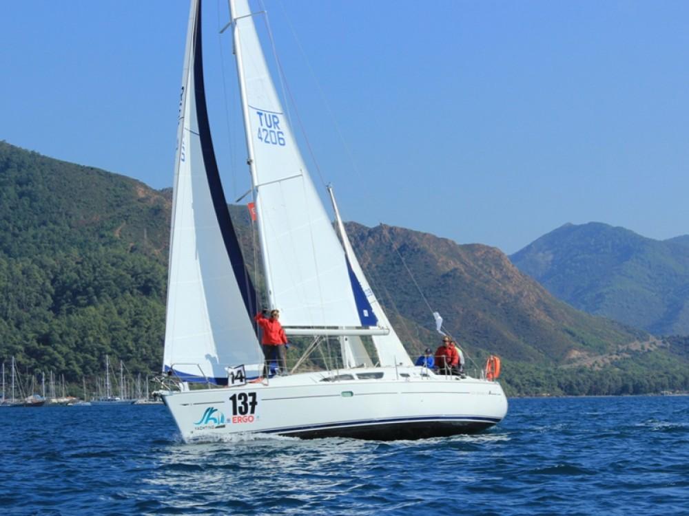 Rent a Jeanneau Sun Odyssey 37 Marmaris