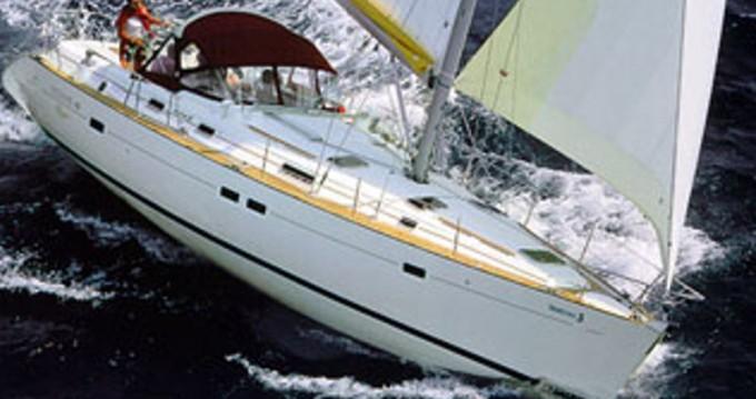 Rent a Bénéteau Oceanis 411 Marmaris