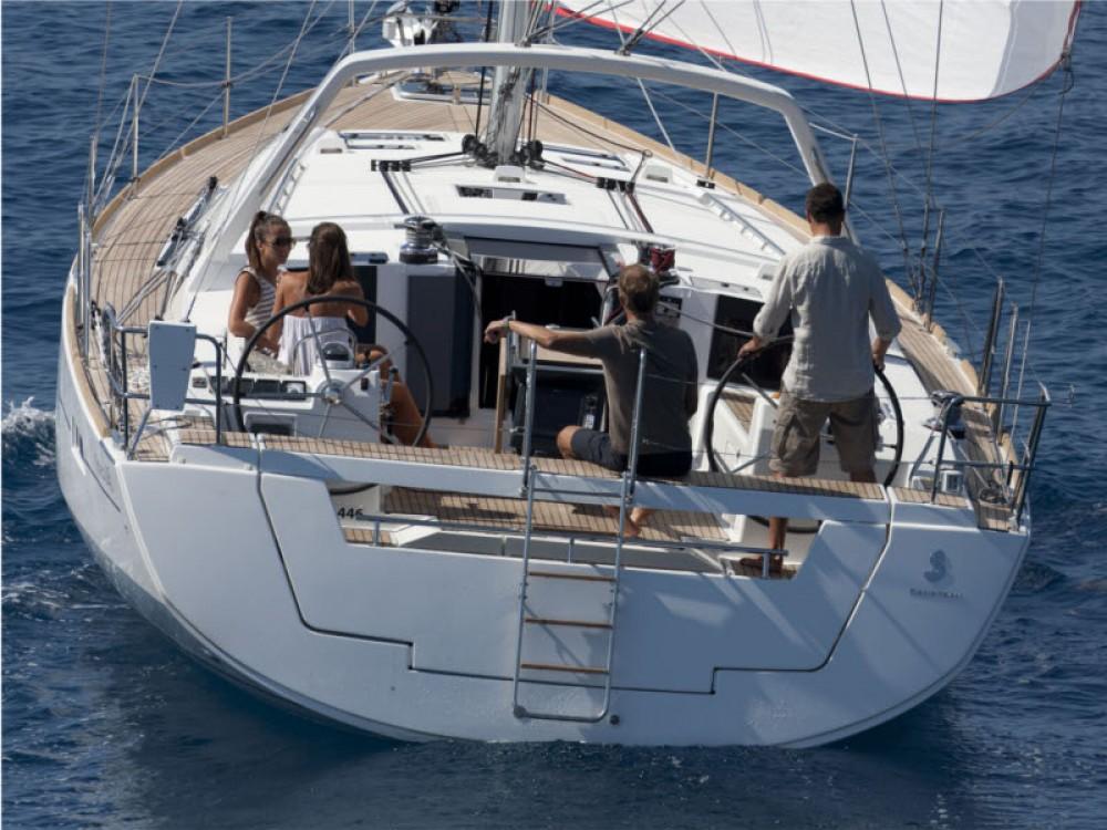 Rental Sailboat in Marmaris - Bénéteau Oceanis 45