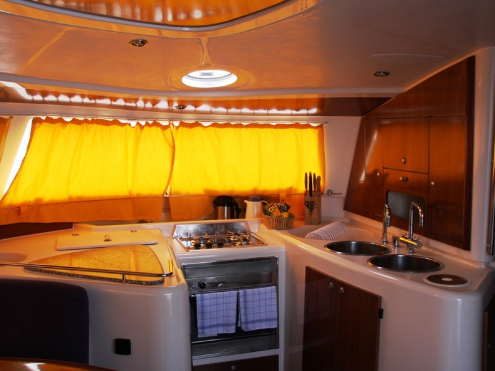 Boat rental Fountaine Pajot Belize 43 Q in Marmaris on Samboat