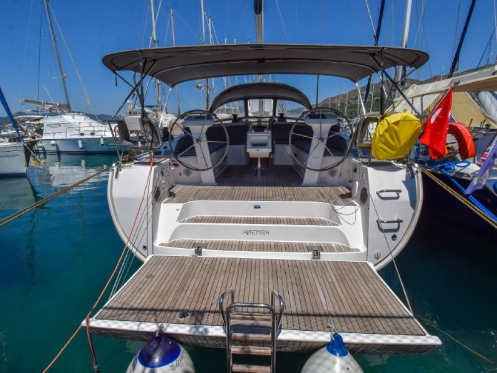 Bavaria Bavaria 51 Cruiser between personal and professional Marmaris