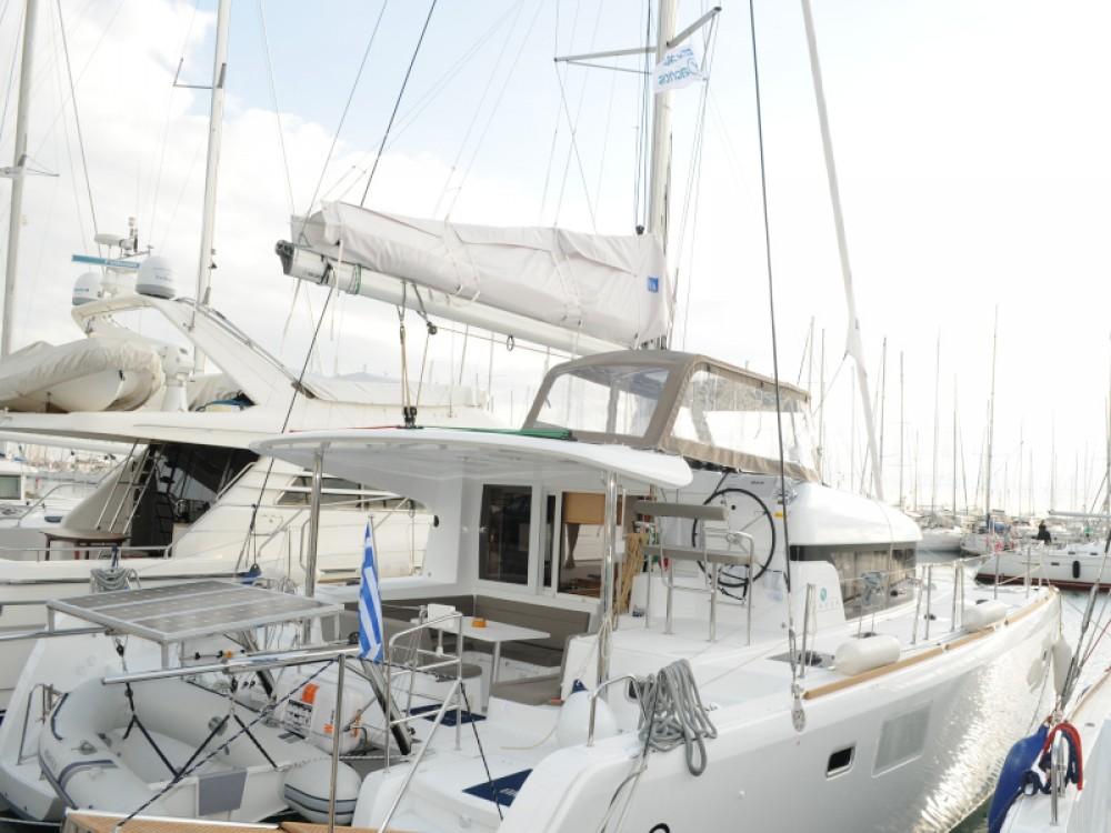 Rent a Lagoon Lagoon 39 Alimos Marina